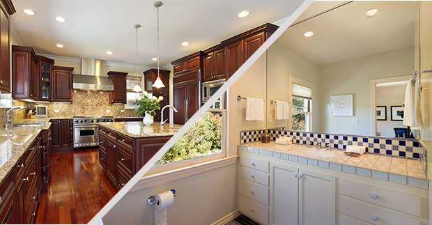 Benefits of a Remodeled Bathroom and Kitchen | Remodeling Services