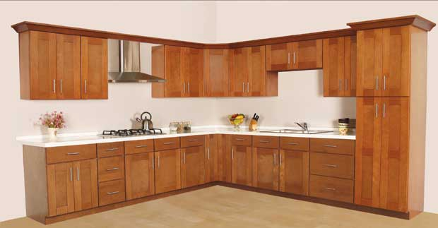 Choices of Kitchen Cabinets Stamford TX