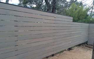 fencing contractors installation and repair austin houston