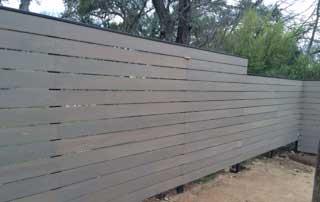 fencing contractors installation and repair austin houston