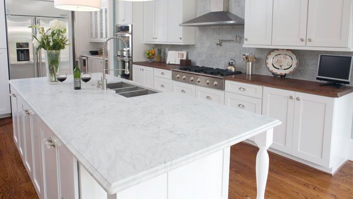 Countertop Types for a kitchen remodeling in Stafford TX